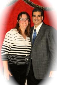 Pastor Joe and Lisa P