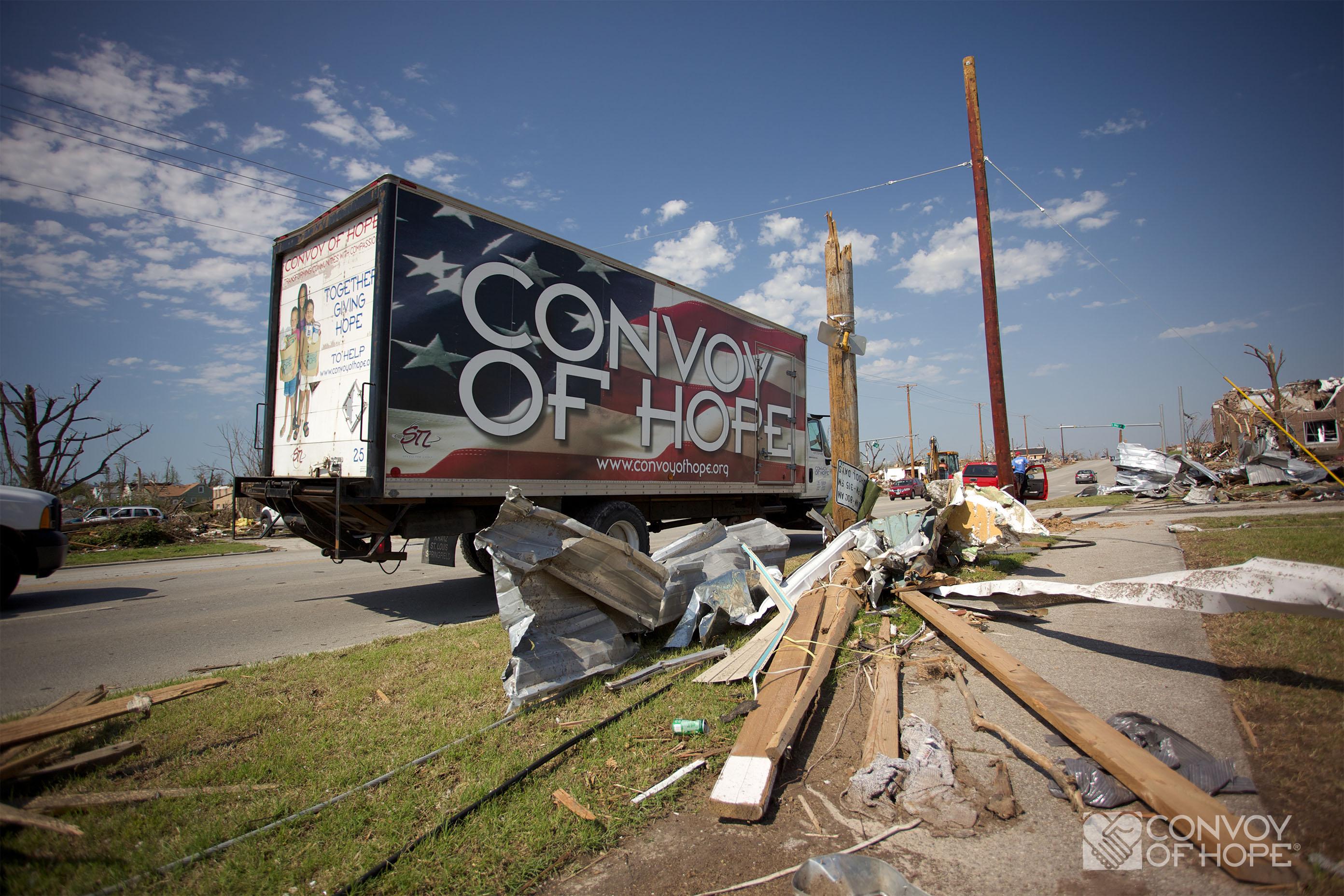 Convoy of Hope Truck Effort – Convoy of Hope