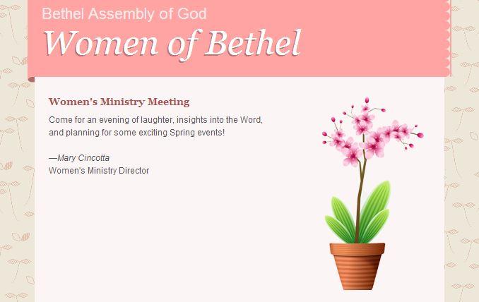 Women of Bethel