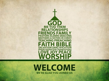 Welcome New Members! | Bethel Assembly of God