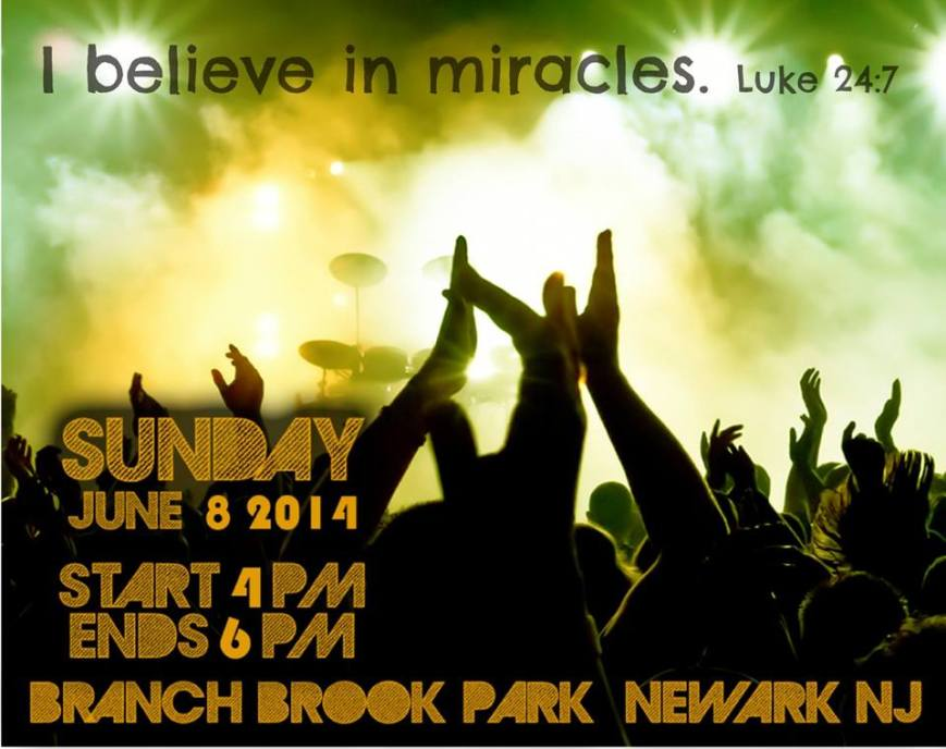 Miracle in the Park - June 8, 2014