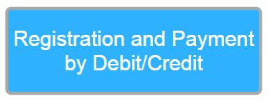 Registration and Payment by Debit-Credit